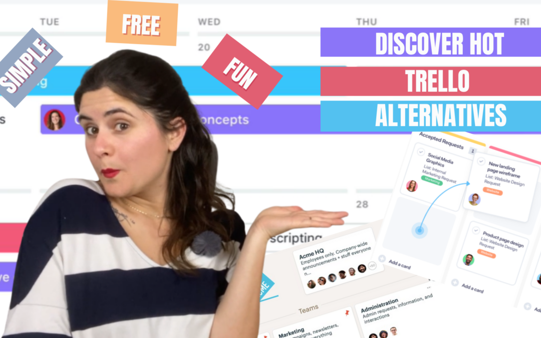 Top free online project management tools (Trello and its alternatives) Hot Trello alternatives with FREE plan